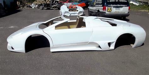 Lamborghini Fiberglass Kit Lamborghini Murcielago Lp640 Roadster G28 1