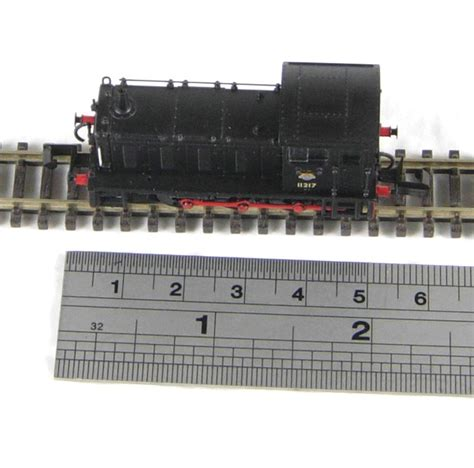 Farish Black Black 38 hattons co uk graham farish 371 052 class 04 shunter