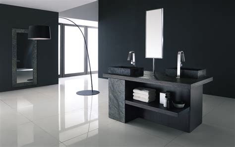 Modern Black Bathroom Vanity Black Mid Century Bathroom Vanity Derektime Design Organize Space With Modern Bathroom Vanity