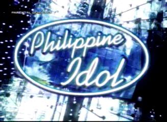 philippine idol wikipedia