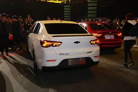 Chevrolet Prisma 2020 China by 2019 Chevrolet Onix Prisma