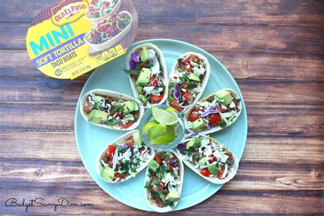 old el paso taco boats instructions taco bowls recipe budget savvy diva