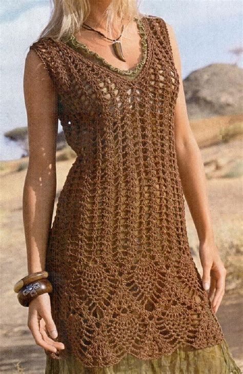 pattern crochet for dress top 10 free patterns for crochet summer clothes top inspired