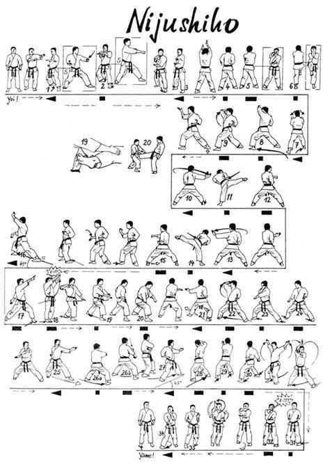 Sho Dan Kondisioner Nr die 27 shotokan kata uni karate berlin
