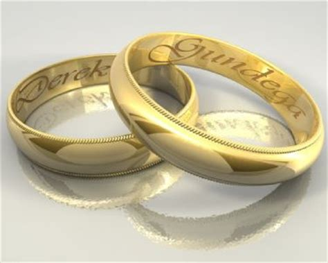 Wedding Ring Model by Free 3d Model 3d Wedding Rings Quality 3d Models