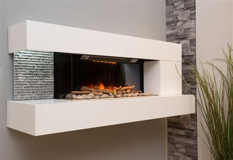 in the wall electric fireplace wall mounted electric fires the fireplace studio