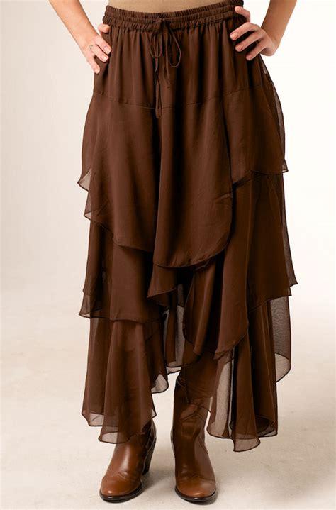 hairstyle on western long skirt images dress in style formal black western long skirt ann n