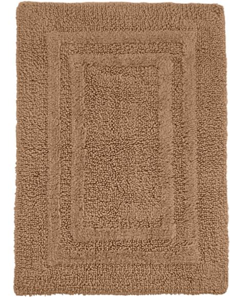 Hotel Collection Bathroom Rugs Hotel Collection Cotton Reversible 21 Quot X 33 Quot Bath Rug Bath Rugs Bath Mats Bed Bath Macy S