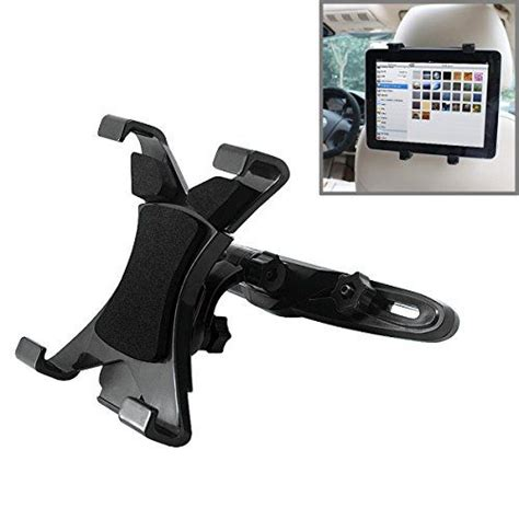 porta tablet samsung per auto techere tabclaw2 supporto universale per tablet da auto