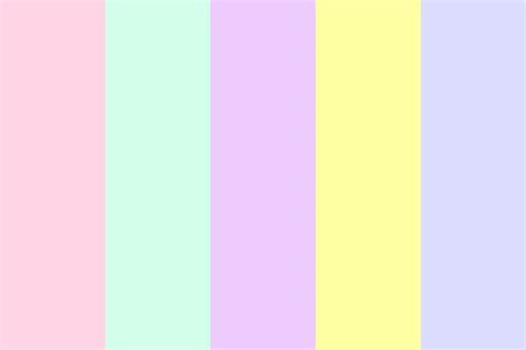 pastel colours pastels color palette for craft room swap out last strip