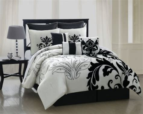 Black And Comforters by Black White Bedding Sets Cozybeddingsets