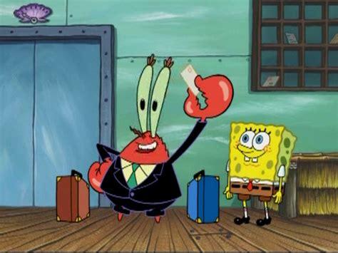 spongebuddy mania spongebob episode kracked krabs