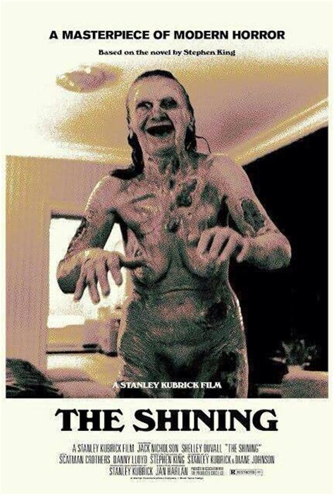 lady in bathtub the shining the shining horror haints demons pinterest