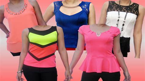 imagenes de uñas juveniles 2016 moda en blusa blusa de moda blusa primavera 2015 youtube