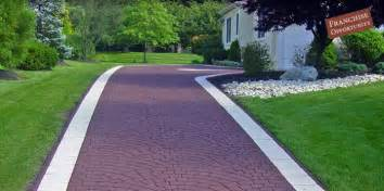 build the driveway and welcome your guests with pride