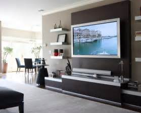 Tv Mounting Ideas In Living Room by Entertainment Center Spot
