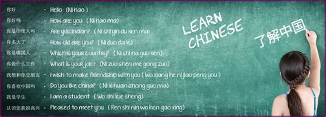 chinese study the importance of learning chinese as a second language