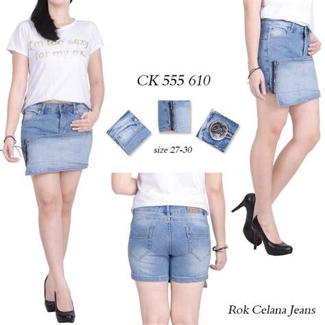 jual rok celana ck 555 610 size 27 30 harga murah jakarta oleh trend