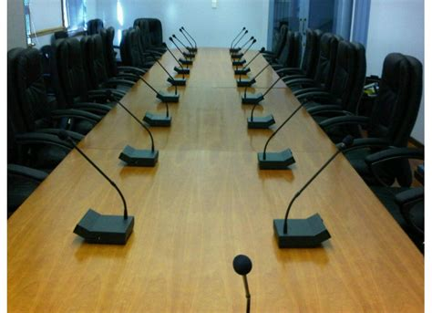 Conference Room Microphone System by Boardroom And Conference Room Microphone System