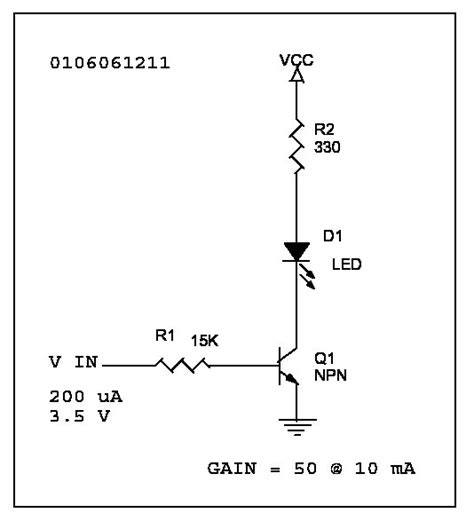 transistor npn led index of slotinfo techstuff cd2 diodes and transistors transistors