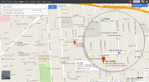 goog map lat meet the new maps a map for every person and place
