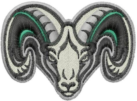 ram designs ram logo embroidery designs machine embroidery