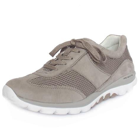 modern sneakers gabor rolling soft helen modern lace up sneakers in