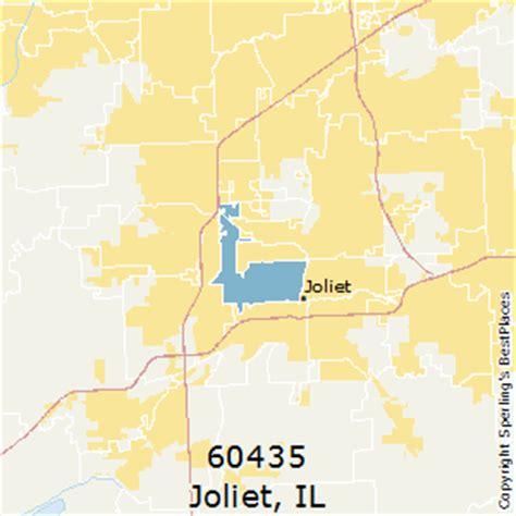 map of joliet il best places to live in joliet zip 60435 illinois