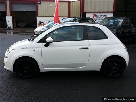 fiat 500 white wheels used fiat 500 cars for sale with pistonheads
