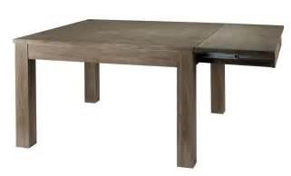 table carree avec rallonge faberk maison design table haute carree ikea