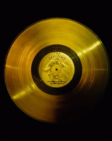 To The Records The Golden Record In Pictures Voyager Probes Message To Space Explained