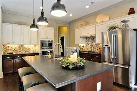 Kitchen Atlanta by Big Canoe Model Homes Kitchen Atlanta