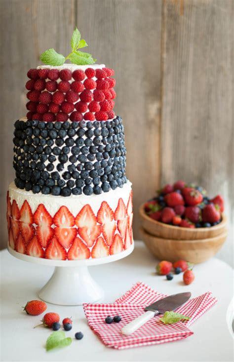berry covered birthday cake  huge cake decorating secret  kitchen mccabe