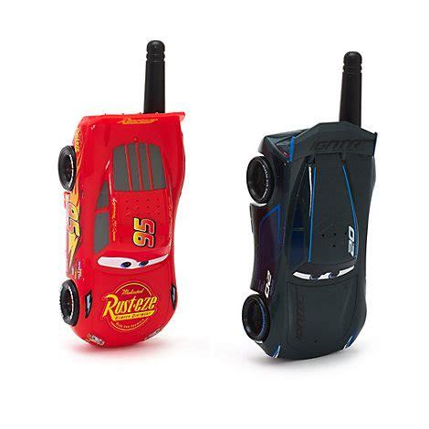 Walkie Talkie Car Type 3 disney pixar cars 3 walkie talkie set