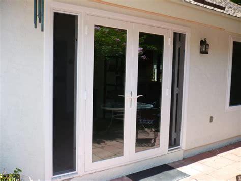 Retrofit Patio Door Retrofit Door Withoperational Sidelights Yelp