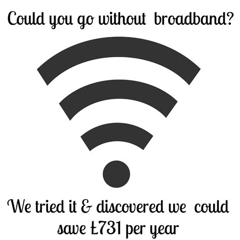 Could You Go A Year Without A Mirror by The Week We Went Without Broadband East Family