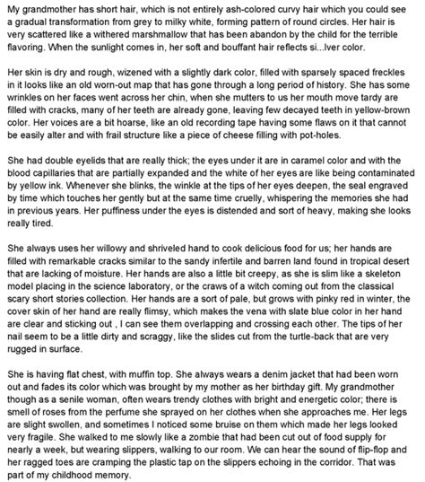 My Grandparents Essay by About My Essay Writefiction581 Web Fc2