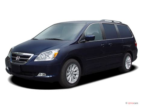 honda odyssey page  review  car connection