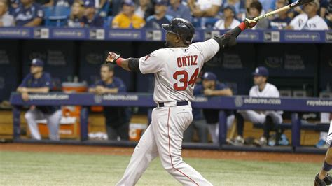 how many home runs has david ortiz hit 28 images ortiz