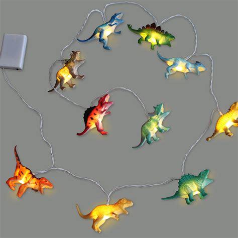 Dinosaur String Lights By Thelittleboysroom Dinosaur String Lights