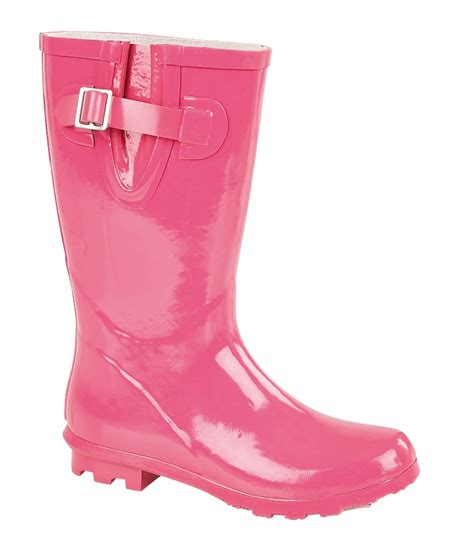 womens wellington boots wellies knee length