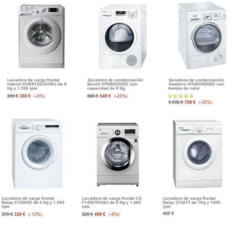 ofertas de lavavajillas en el corte ingles ofertas en electrodom 233 sticos el corte ingl 233 s hasta el 13