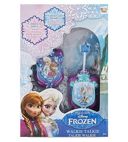 New Walkie Talkie New Frozen frozen walkie talkies selfridges