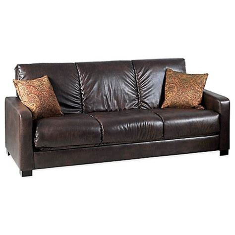paisley couch buy handy living raisin convert a couch 174 in renu brown