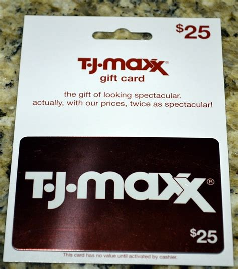 Tj Maxx Gift Card For Cash - i got it at tj maxx 25 gift card giveaway 12 15 moms own words