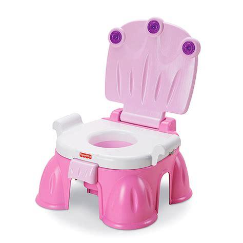 Fisher Price Potty Chair by Fisher Price Royal Princess Stepstool Potty Walmart