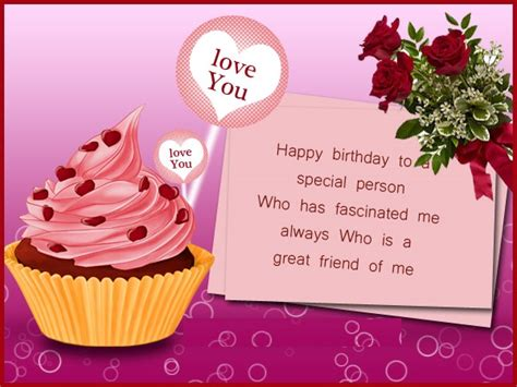 Happy Birthday Wishes To A Special Person Birthday Wishes For Someone Special In Your Life Special
