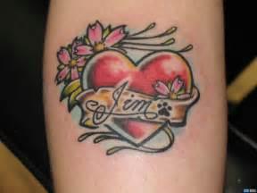unique love tattoo designs for couples love heart tattoo