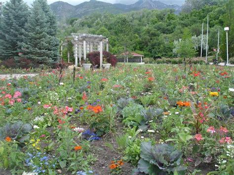 Ogden Botanical Gardens Utah Botanical Gardens Ogden Utah Ogden Botanical Garden Photo Picture Image Kaysville Utah