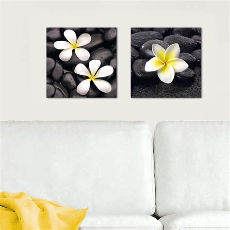 wall decor deco glass wall decor art on glass jasmine fragrance